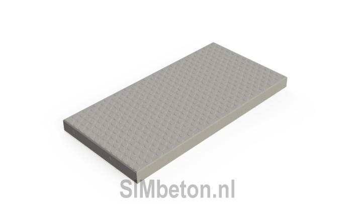 Concrete slabs sports park | SIMbeton