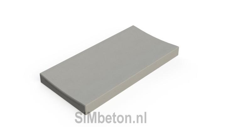 Concrete dished channel   SIMbeton