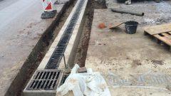 Sand Catchment Wells