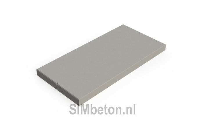 Concrete slabs industrial plates | SIMbeton